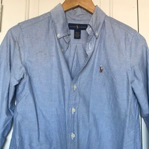 Polo RL boys shirt